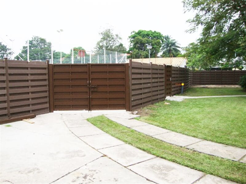 Embassy Fencing and Gates