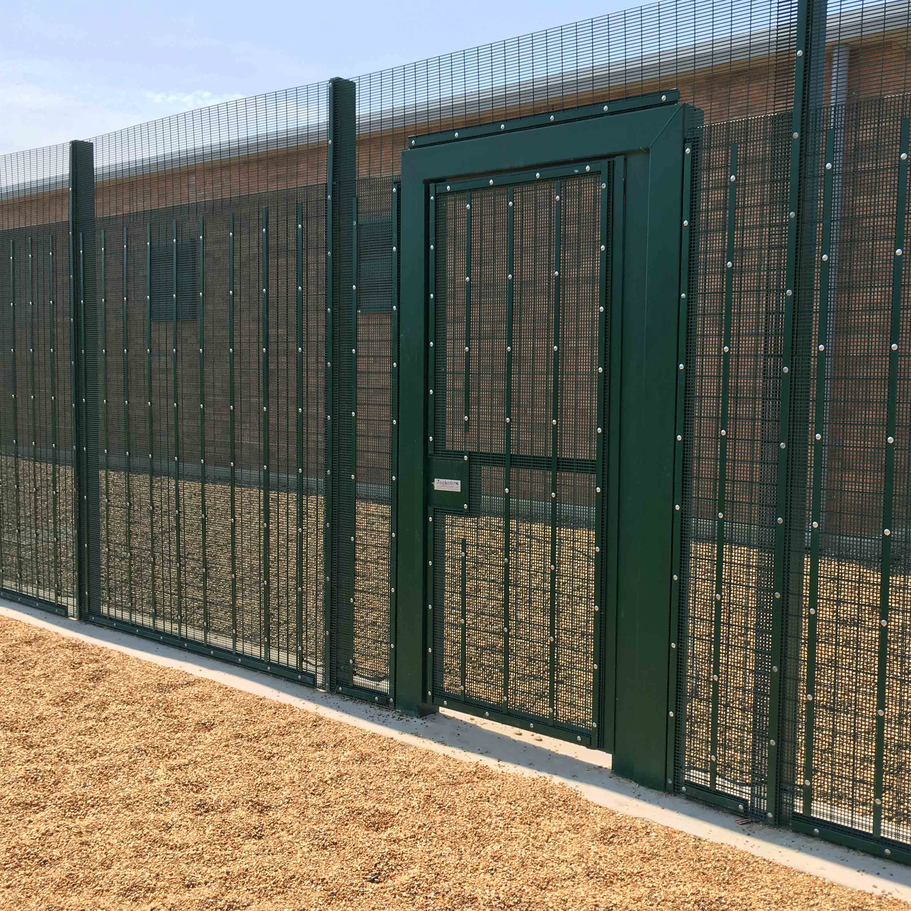 Security Rated Fencing