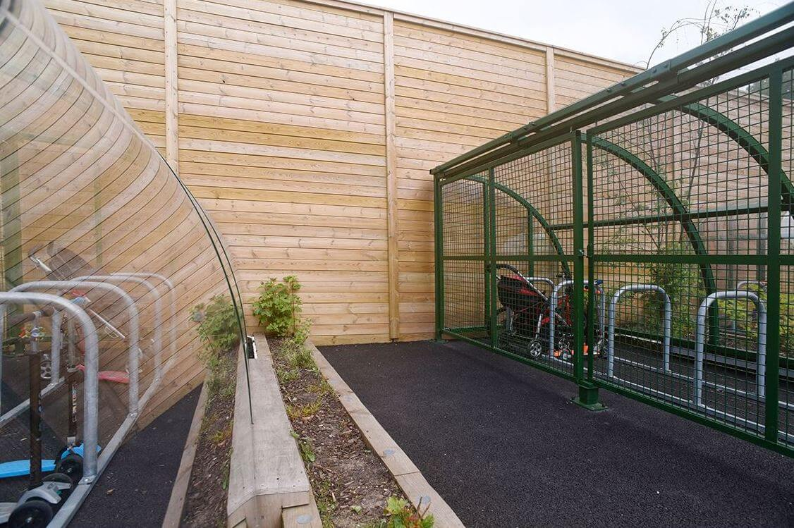 Acoustic Fencing for Schools