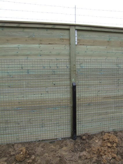Trident Jakoustic 2 - High Security Fencing