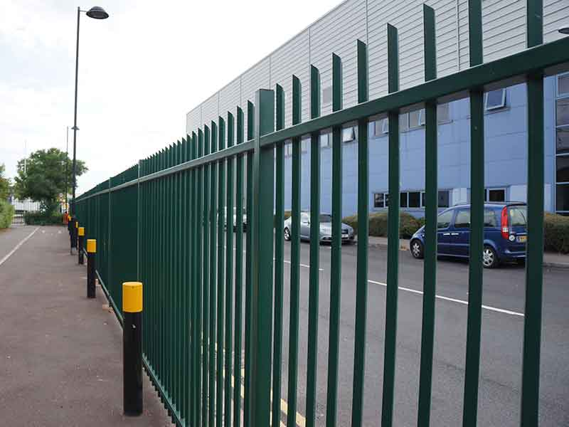 Barbican SR1 Security Fencing