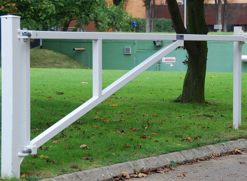 Manual Warden Swing Barrier