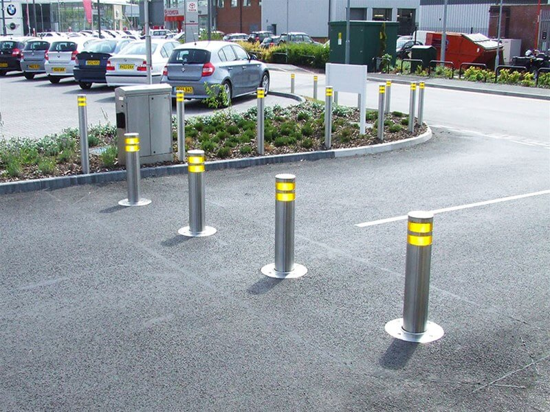 Parking-Control-Barriers