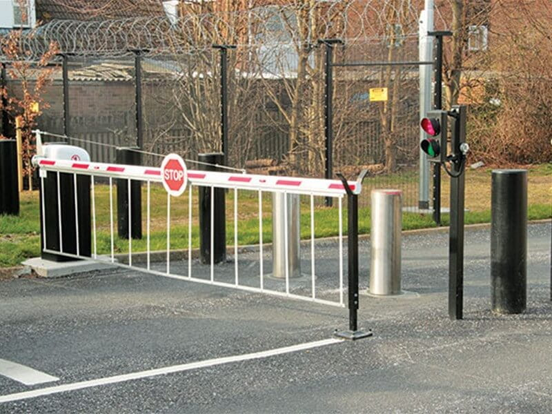 Traffic-Arm-Barrier