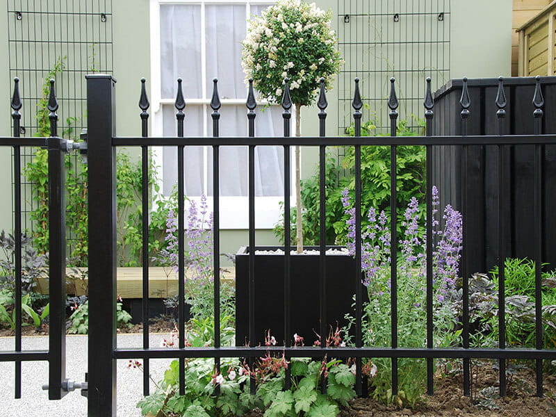 Sentry Residential Metal Railings