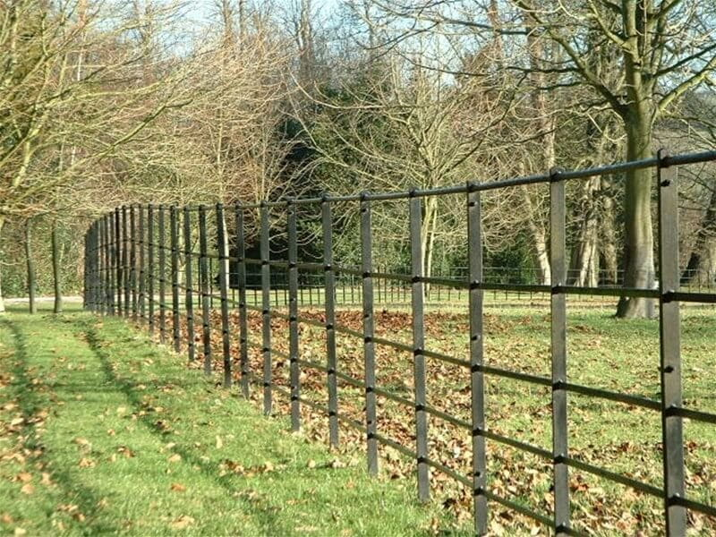 Estate Metal Railings
