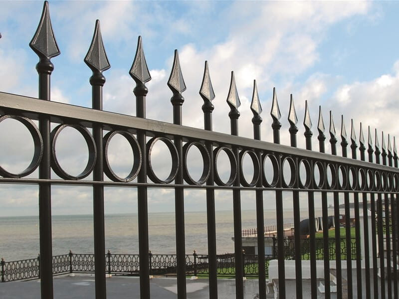 Ornamental Metal Railings