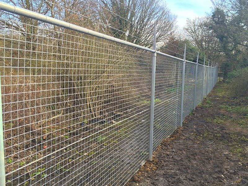 Tubular Chain Link Fence