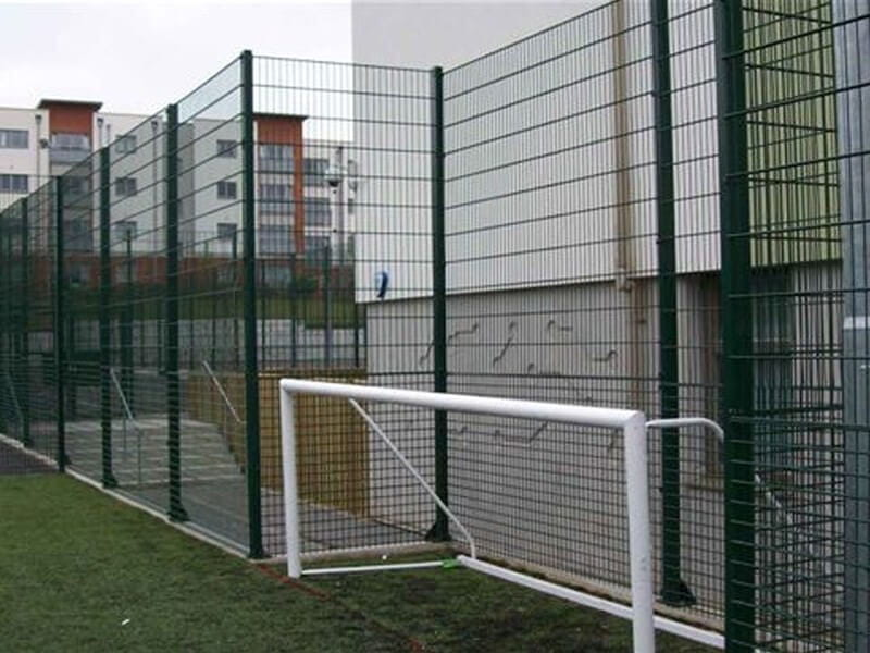 Rebound Sports Fencing Goal End