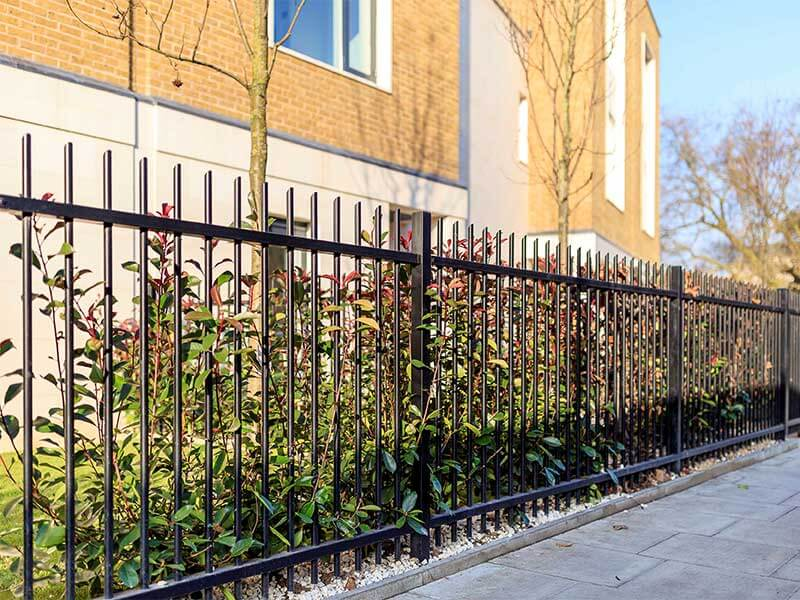 Barbican Imperial Vertical Bar Fencing