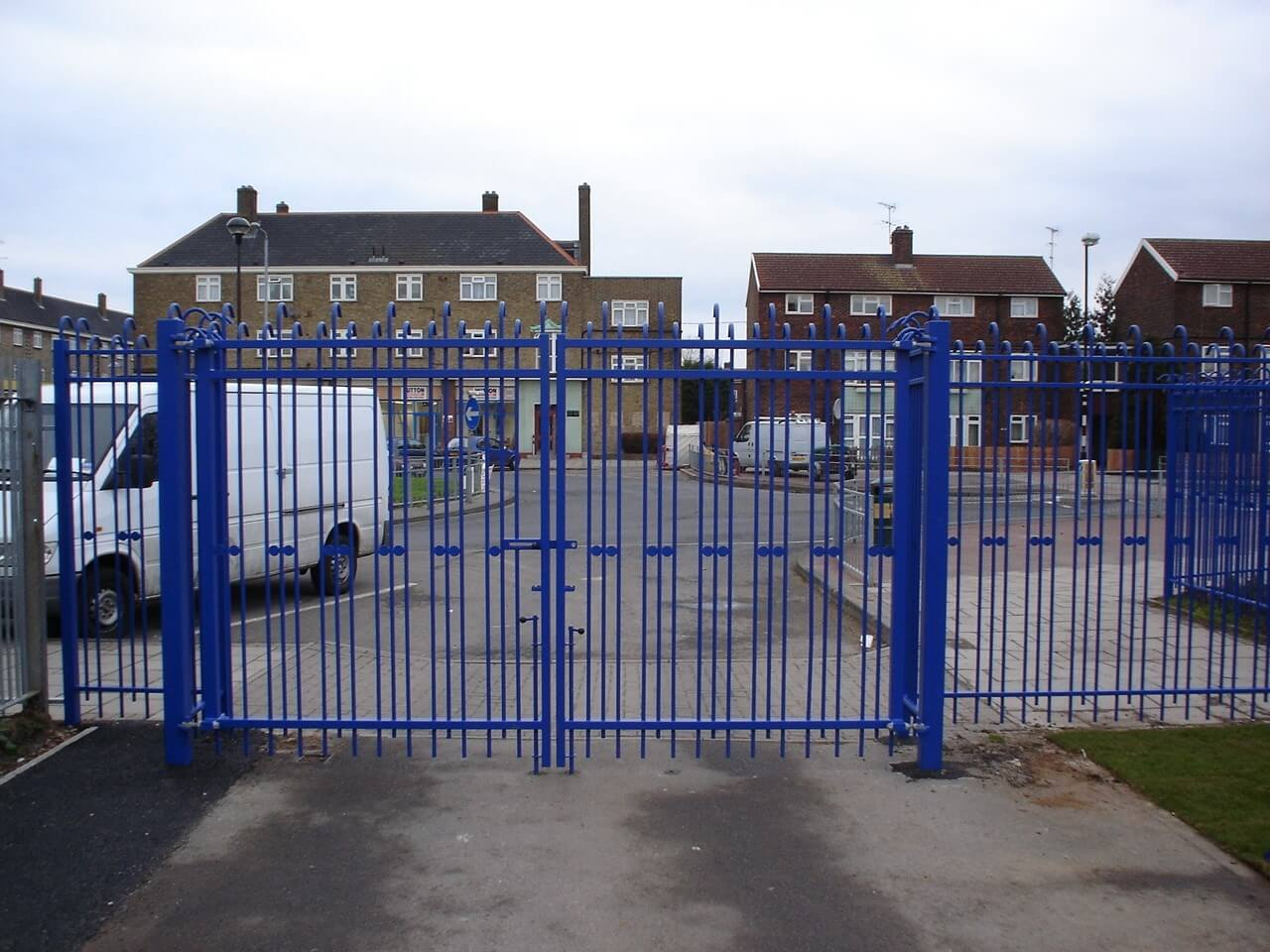 Triguard Double Leaf Gate