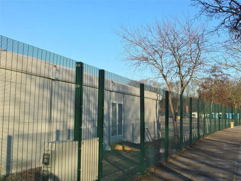 High Security Welded Mesh Panel