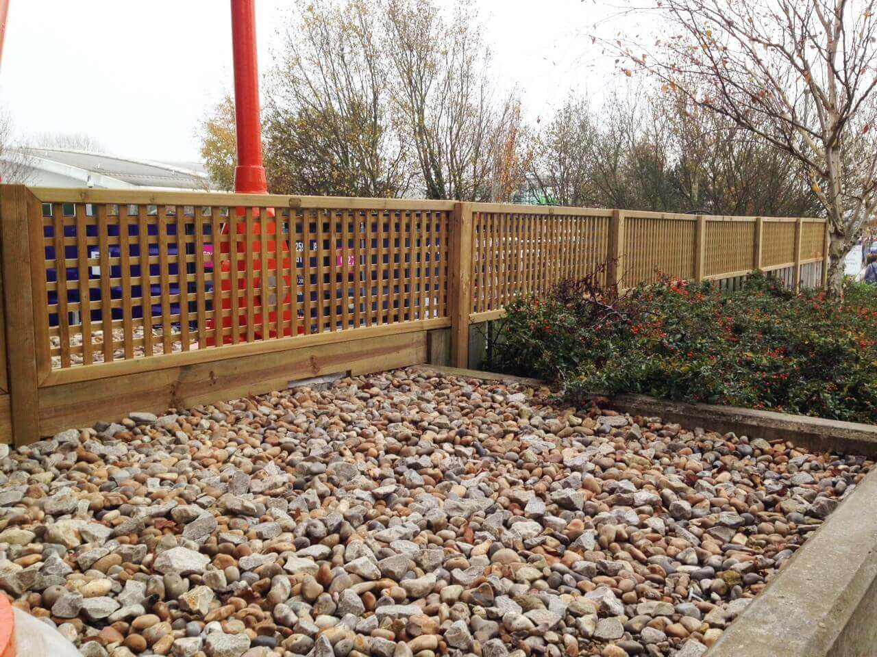 Premier Lattice Trellis